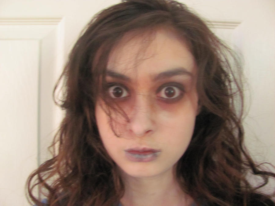 The Bong cheong-dong grudge (halloween makeup 2012 by Kitty-Wolf17 ...