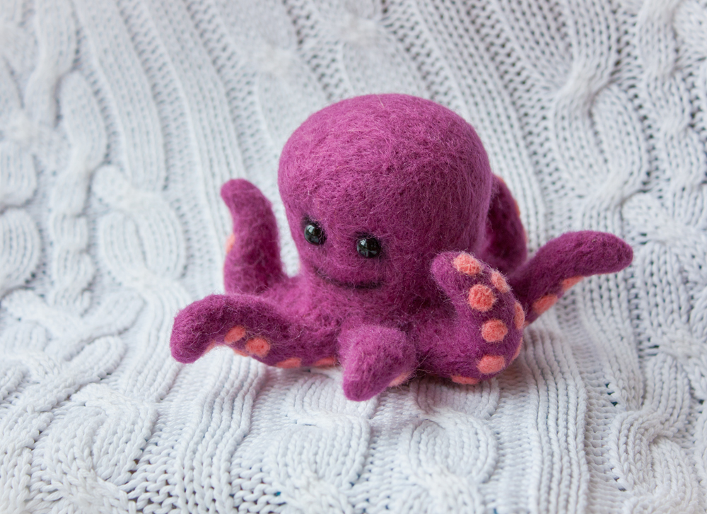 baby octopus by znmystery