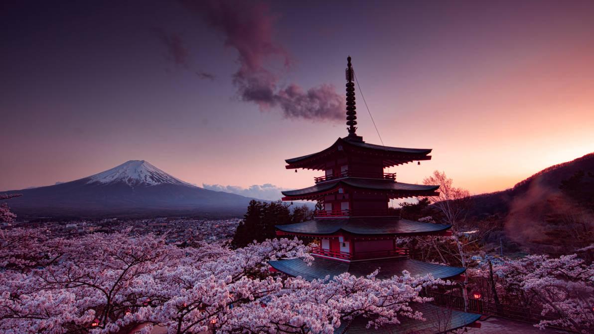 Скачать Обои Японии На Рабочий Стол