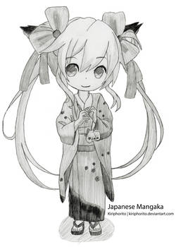 Class G - 7th - Japanese Mangaka