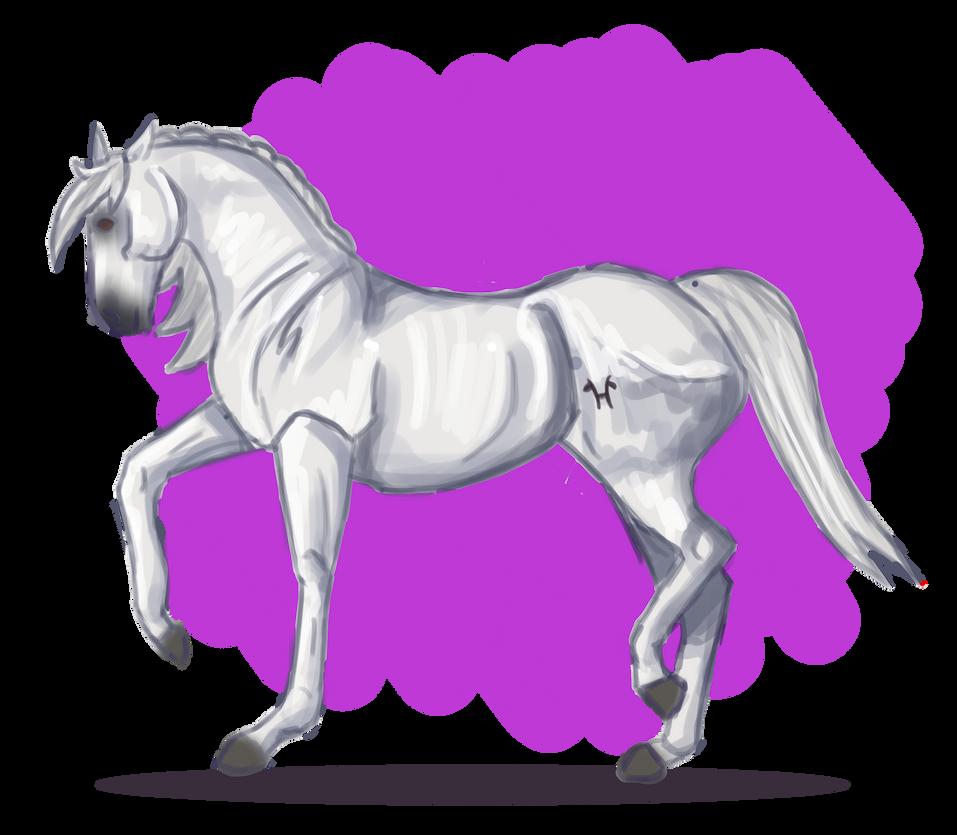Payment 1: JA's Pegasus by Catiza