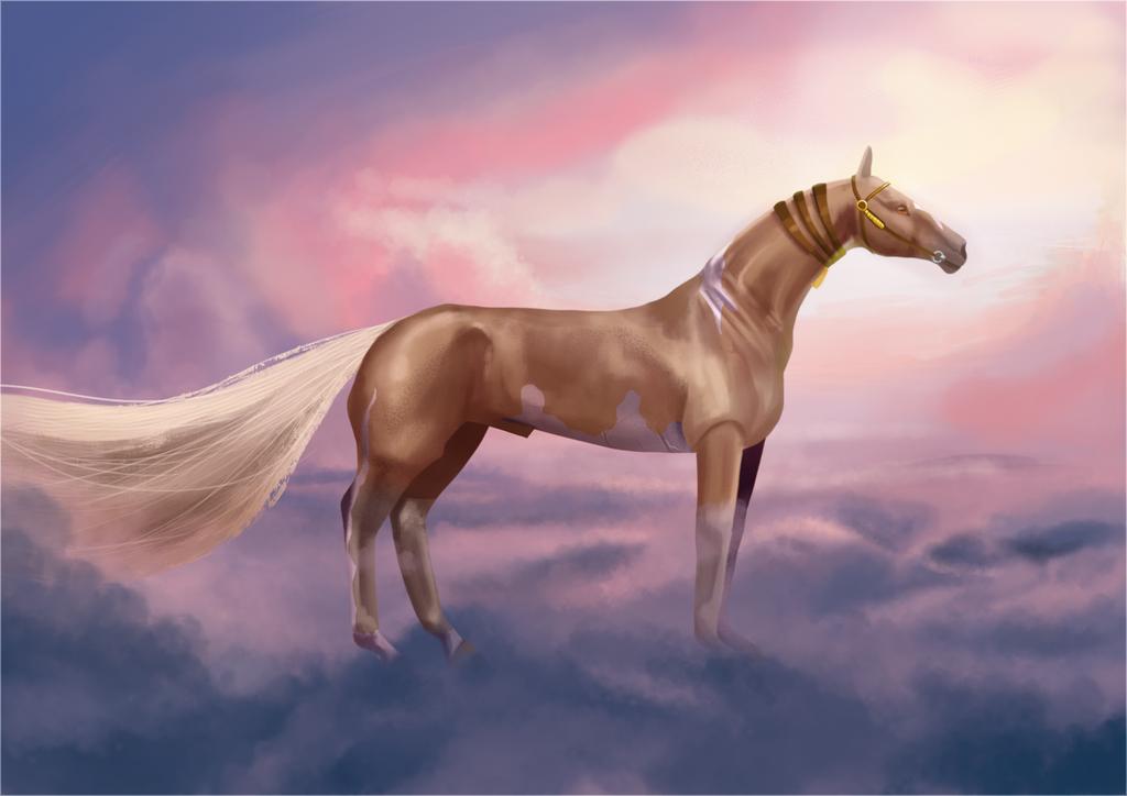 Heaven by Catiza