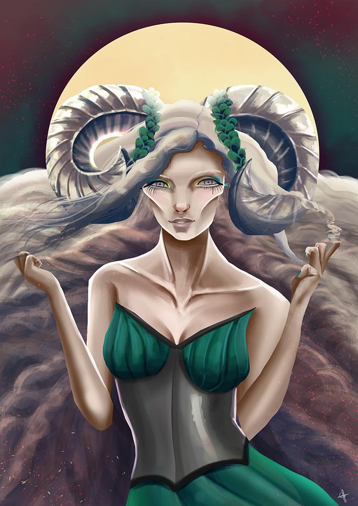 Sheep by Catiza