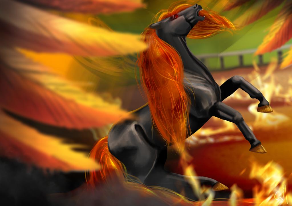 Explosion by Catiza
