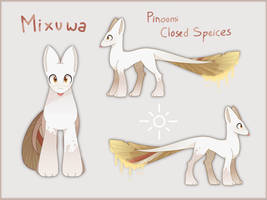 Mixuwa [Pinoumi CLOSED SPECIES]