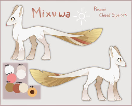Mixuwa Reference sheet [Pinoumi CLOSED SPECIES]