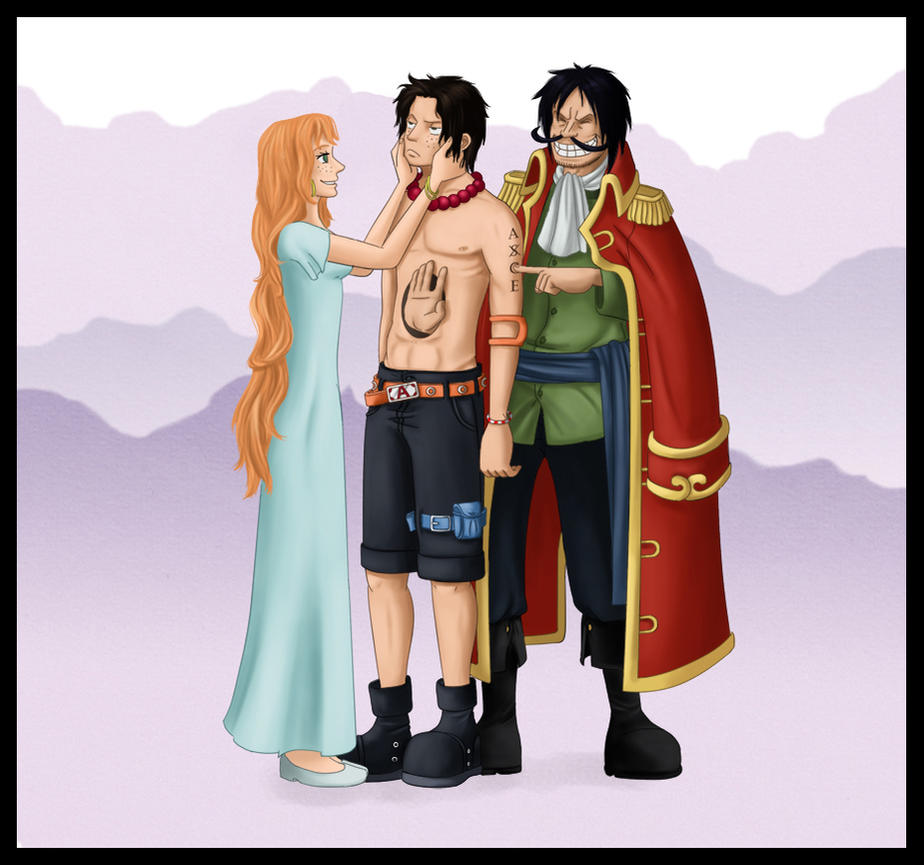Chatter For Theories On One Piece: Unexpected By Eriin84 On DeviantArt