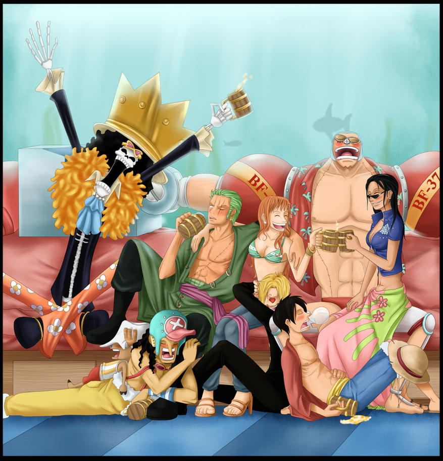 Who Can Drink More Nami Or Zoro