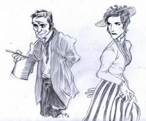 Mr Hyde and Irene Adler