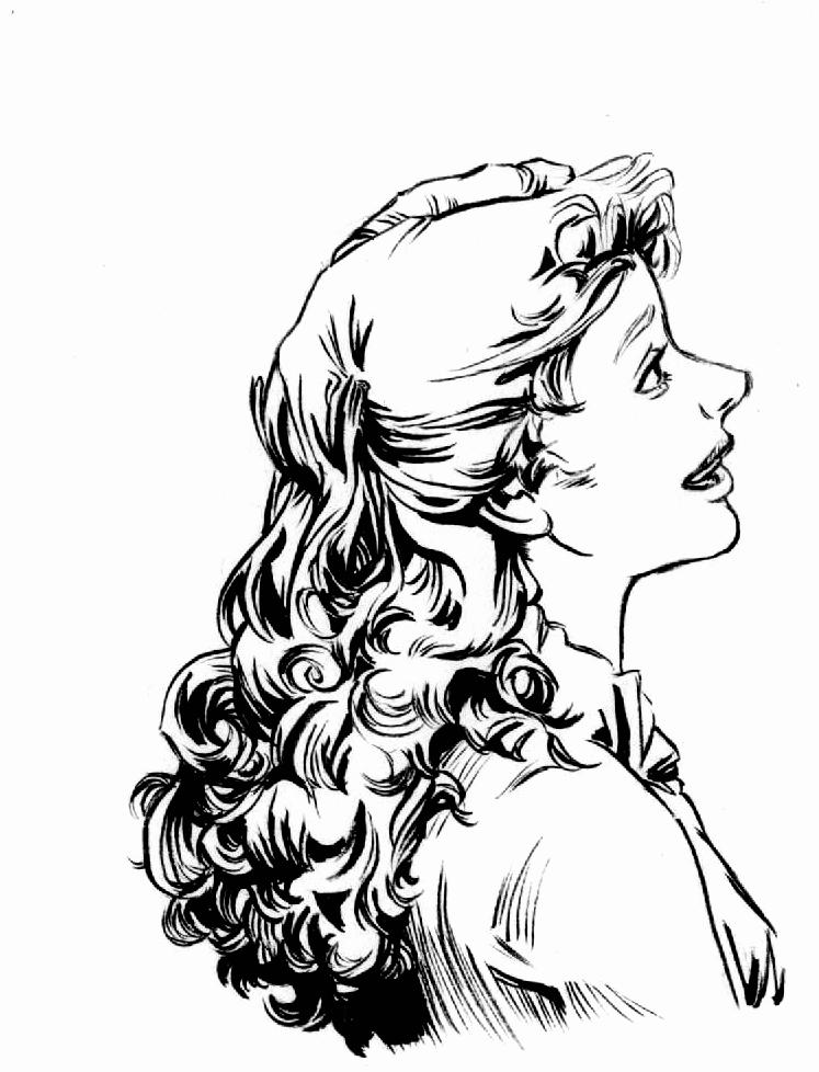 Christine's hair by EriksDesdemona
