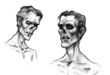 Sketchy unmasked Erik