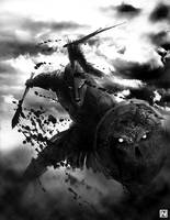 Achilles by NicholasKay