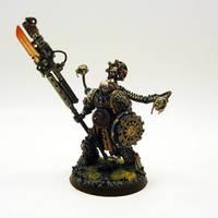 Iron-Commander Vaarkul 01 by NicholasKay