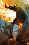 Lesser Flamewrack