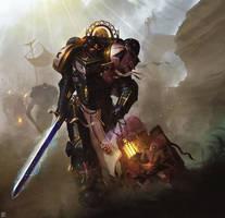 Black Templar: The Crusade Begins! (Complete)