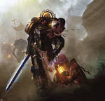 Black Templar: The Crusade Begins! (Complete)