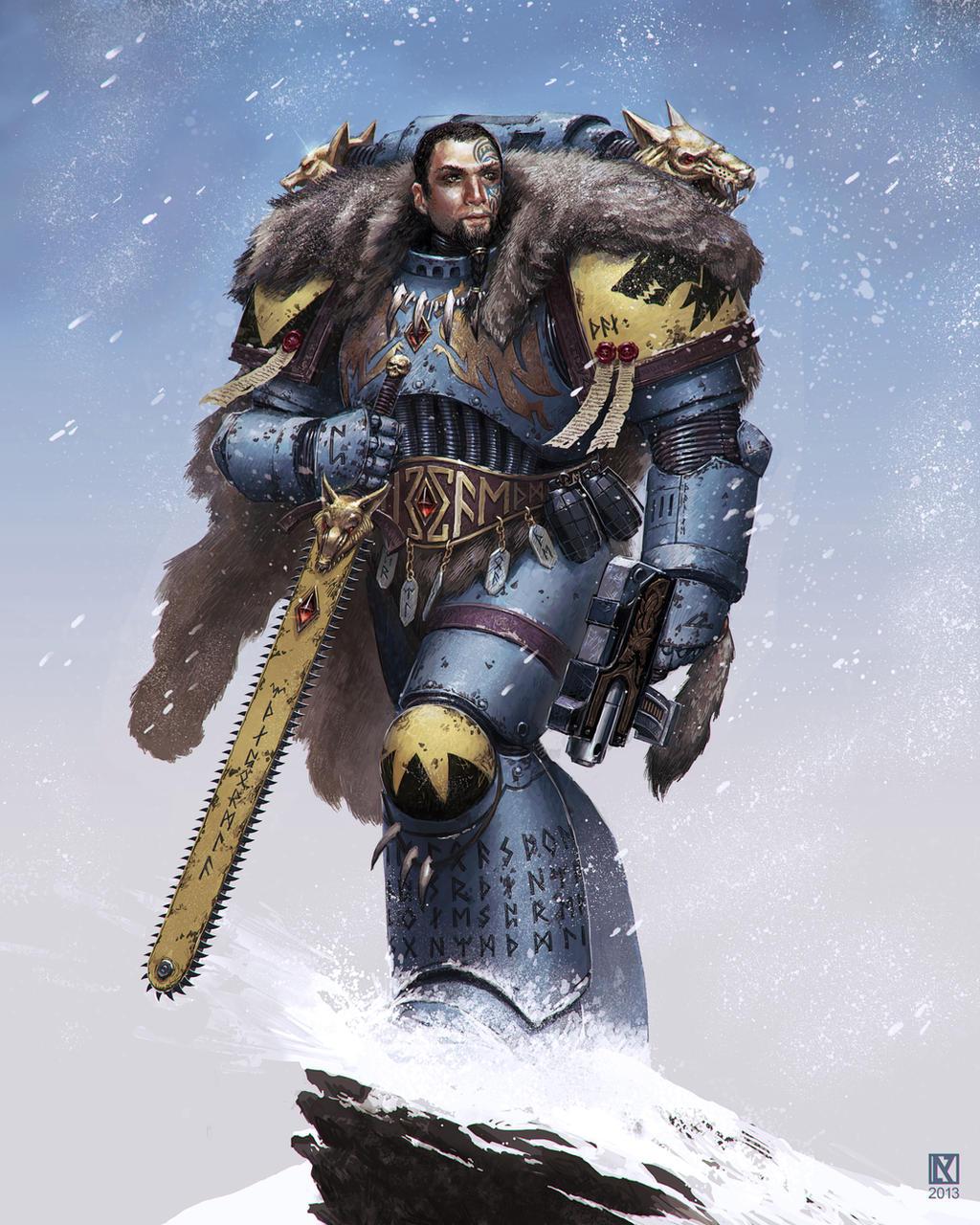 Allies Index — Sons of Fenris - Warhammer 40K Stories Masterpost