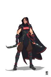 Riot UA Team DnD Character: Assassin