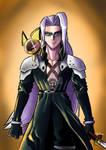 Sephiroth and Pichu : The smash demons