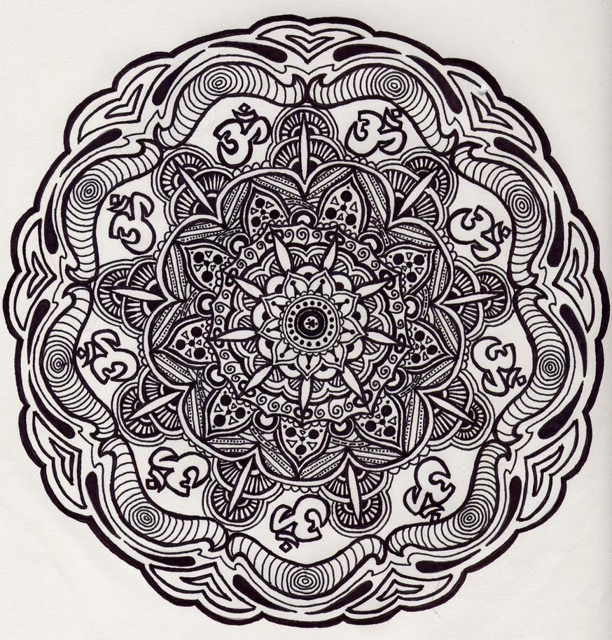 ohm pattern by soletthemstare