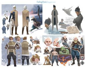 FadingOasis.blogspot.com