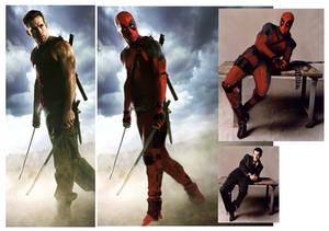 Deadpool Movie - The REAL Deadpool