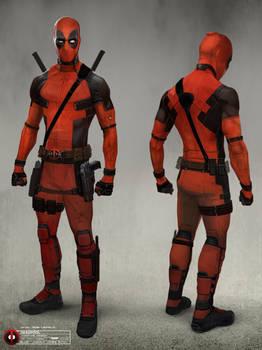 Deadpool Movie - Final - Costume Design