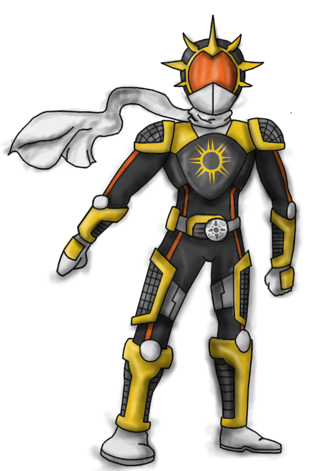 Kamen Rider Solar by Ashura01