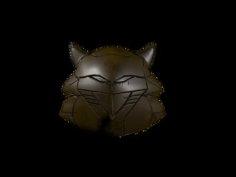 Kamen Rider Lobo Helmet5