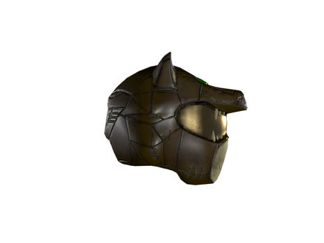 Kamen Rider Lobo Helmet4