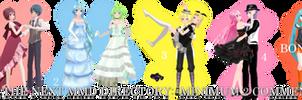 MMD DL Directory 2 [+ Pose Pack DL]