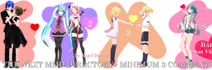 MMD DL Directory 7 [+ Pose Pack DL] by Angela-16