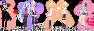 MMD DL Directory 7 [+ Pose Pack DL]