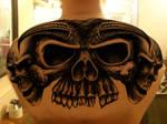 Carls Skull Design