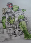 Judge Dredd Bike [ unfinished ]