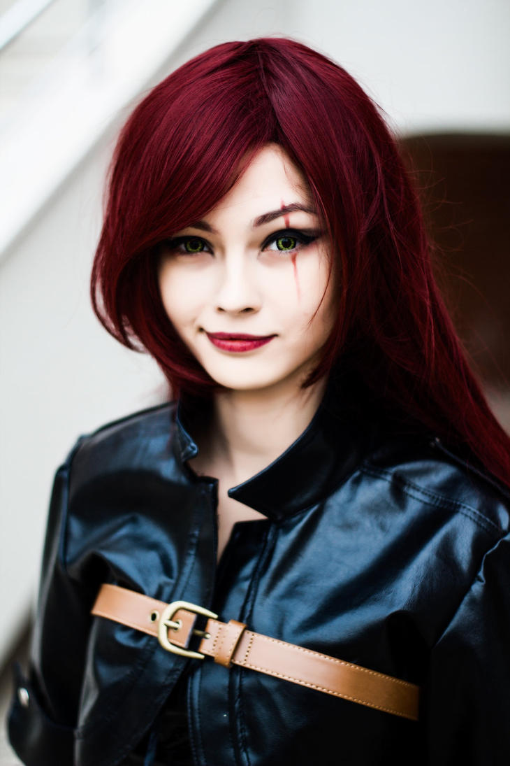 Katarina XII by SteamHive on DeviantArt