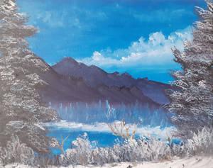 Bob Ross Landscape 3