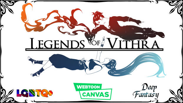 Webcomic Recommendation! Legends of Vithra