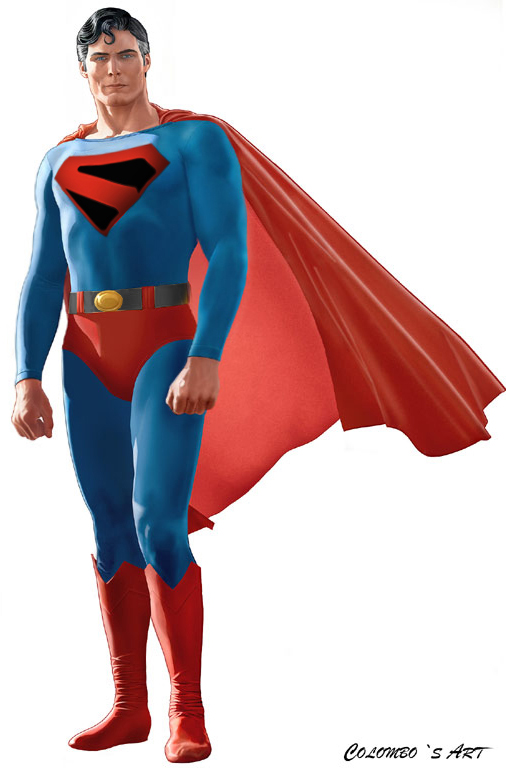 Christopher Reeve - Superman Kingdom Come by AldoRaine13