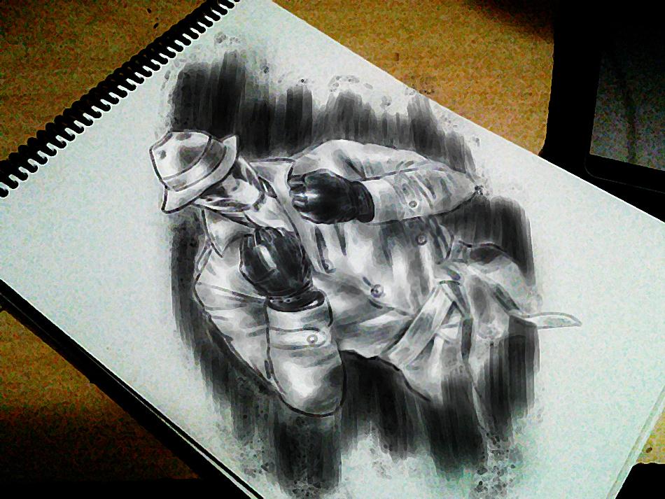 Rorschach by AldoRaine13
