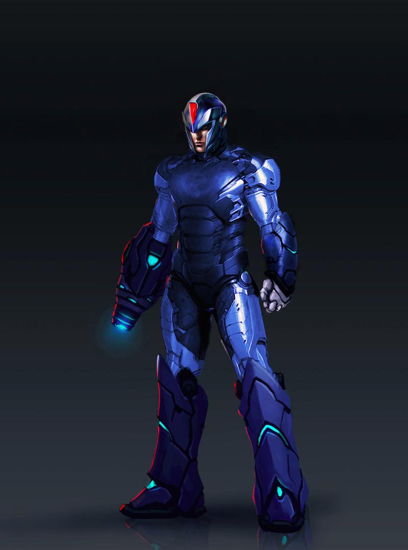 Megaman X 2.0 by AldoRaine13
