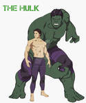 The Avengers Animated Series - Hulk