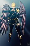 Justice Lord Hawkgirl