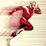 Amalgam: Silver Bolt by AldoRaine13