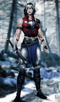 Norse Wonder Woman