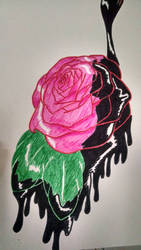 Oiled Rose by ArtisticCreation