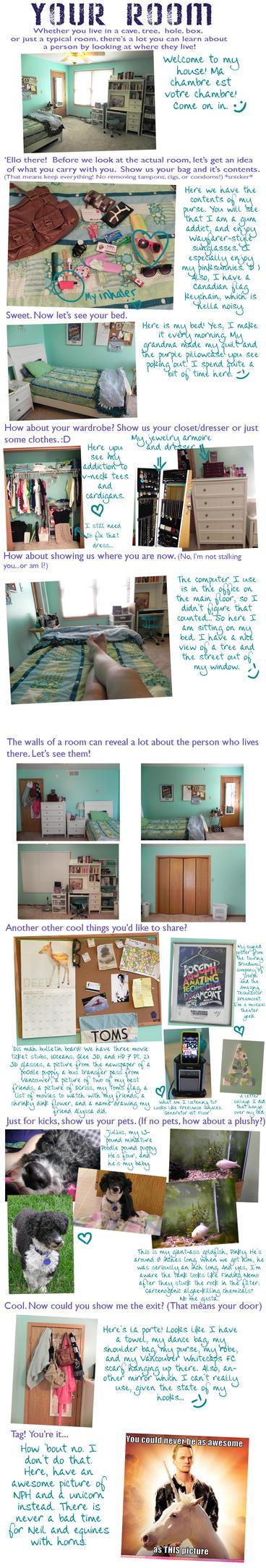 Room Meme by JustAnAverageGirl