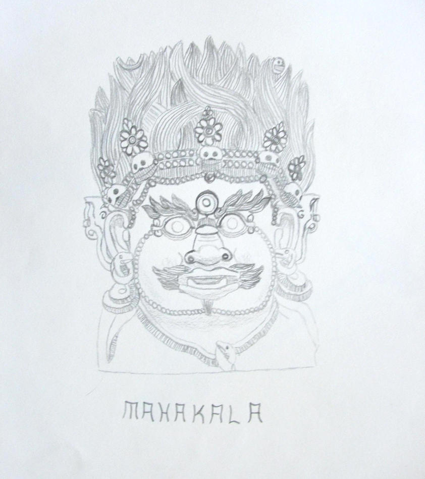 Mahakala By Tora044 On DeviantArt