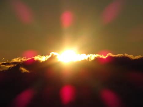 Glorious Haleakala Sunrise!