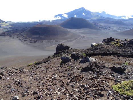 The Desolation of Haleakala